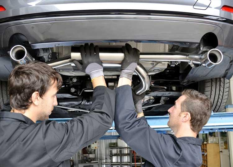 Exhaust System & Muffler Service & Repair
