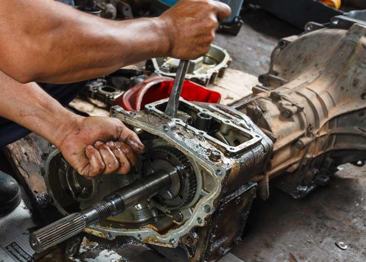 Transmission Service & Repair