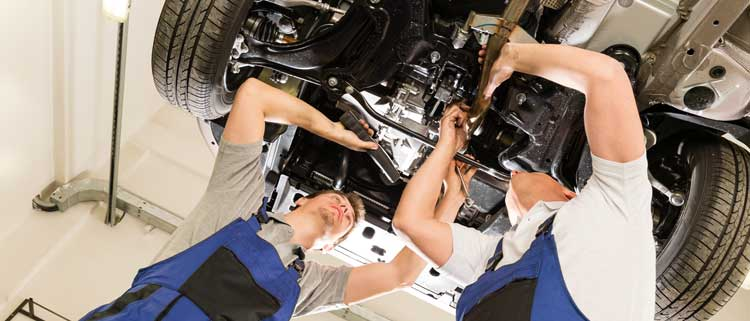 Vehicle Tune Ups and Service
